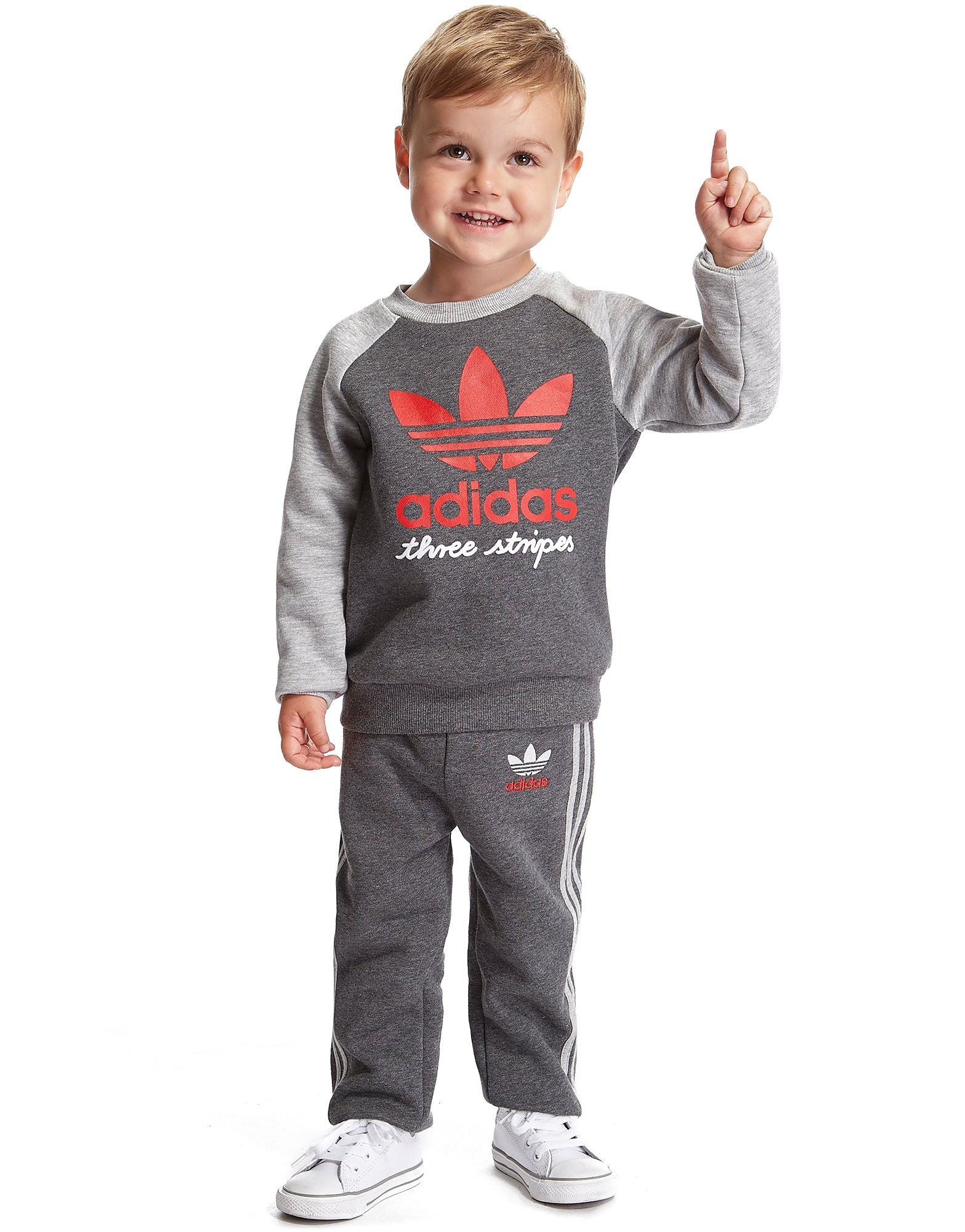 adidas Originals Three Stripes Suit Infant