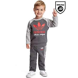adidas Originals Three Stripes Suit Infant