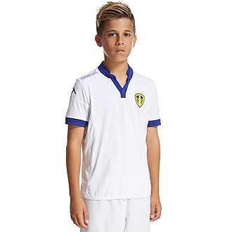Kappa Leeds United FC 2015 Home Shirt Junior