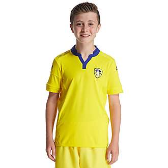 Kappa Leeds United FC 2015 Away Shirt Junior