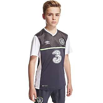 Umbro Republic Of Ireland 2015 Away Shirt Junior