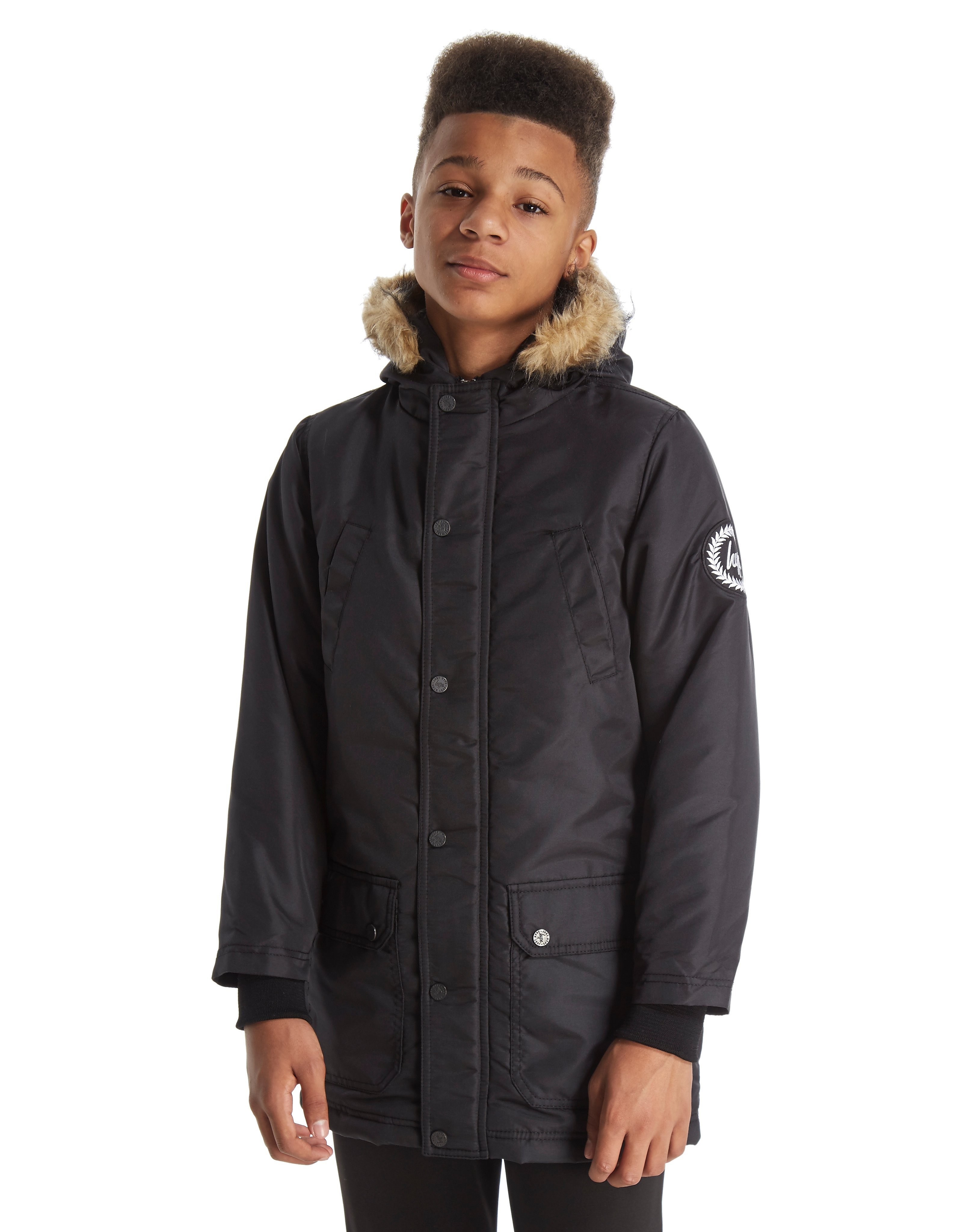 Hype Parka fourrure junior
