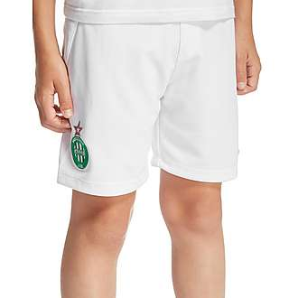 Le Coq Sportif AS Saint Etienne Home 2015/16 Shorts Junior