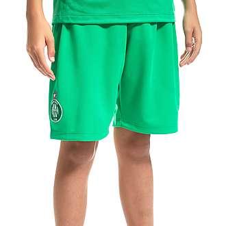 Le Coq Sportif AS Saint Etienne Away 2015/16 Shorts Junior