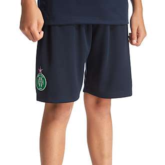 Le Coq Sportif AS Saint Etienne Third 2015/16 Shorts Junior
