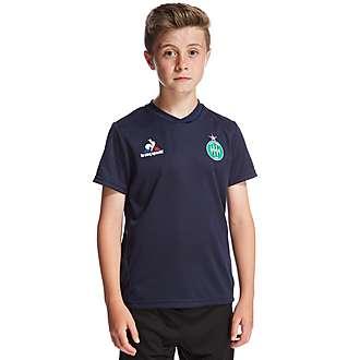 Le Coq Sportif AS Saint Etienne 2015/2016 Training Shirt Junior