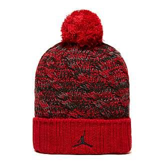Jordan Cable Beanie Hat Junior