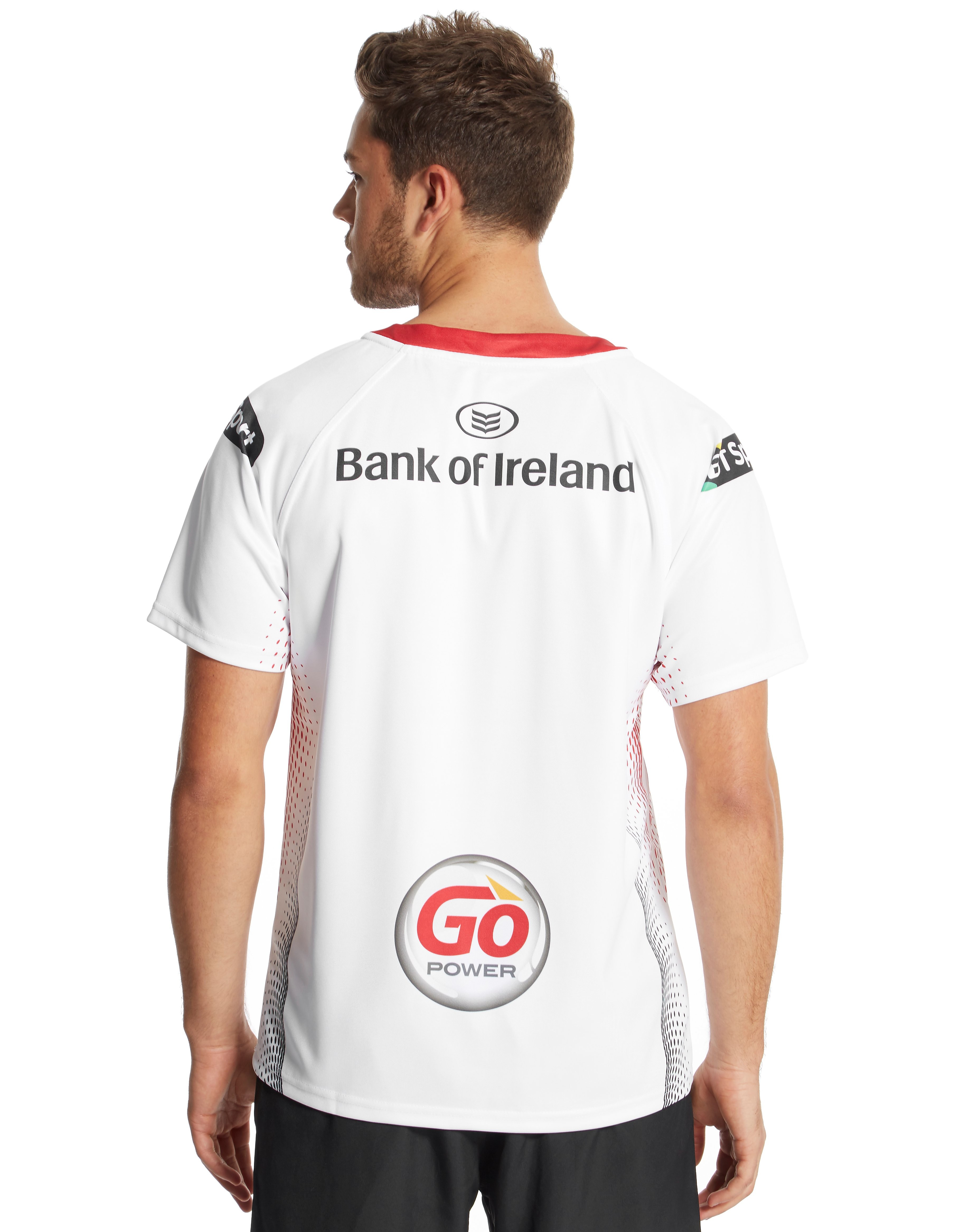 Kukri Ulster Rugby 2015/16 Home Kohilo Shirt