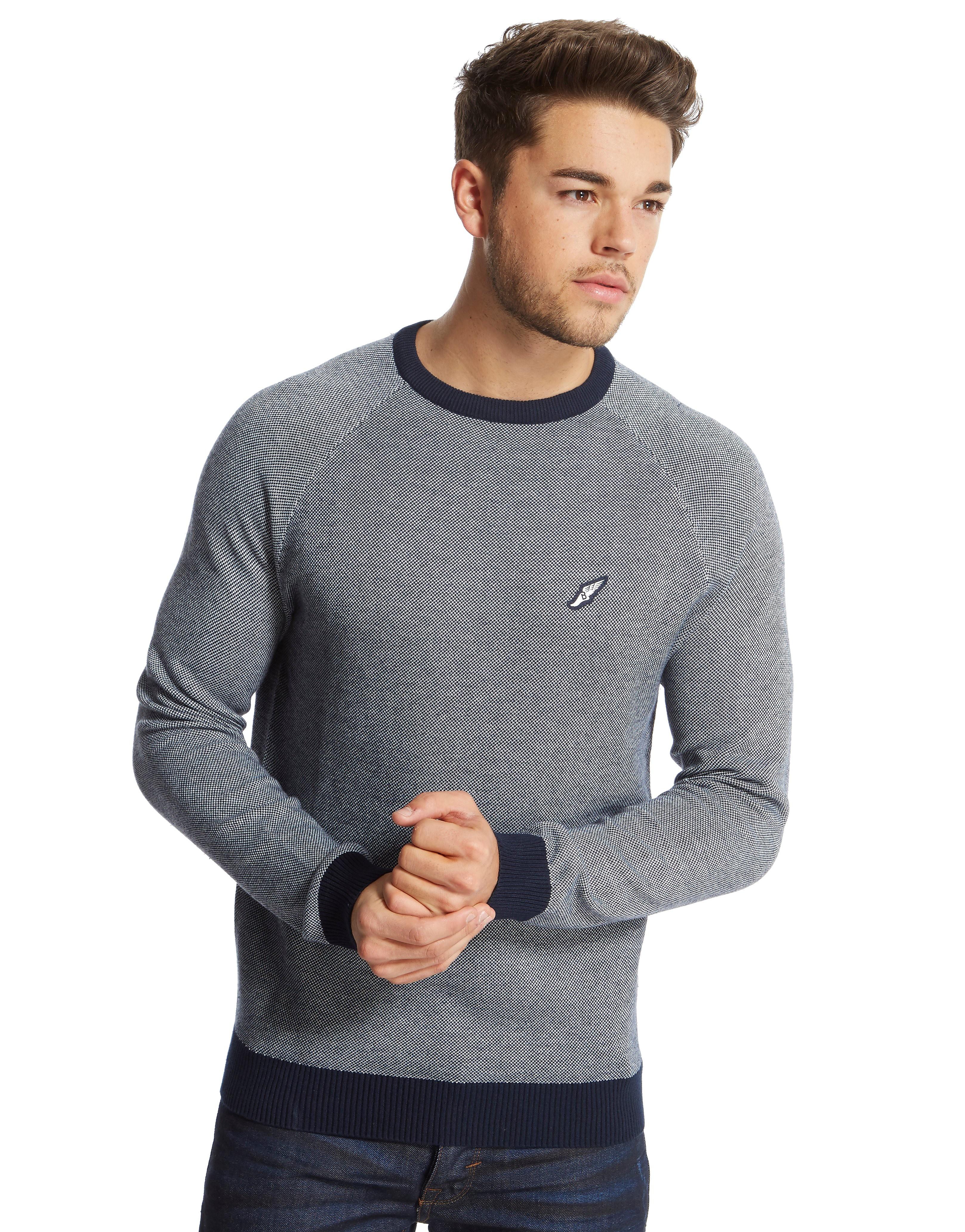 Brookhaven Captain Knit Crew Sweatshirt