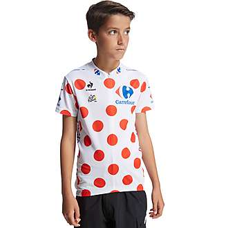 Le Coq Sportif Tour De France 2015 Polka Dots Jersey Junior