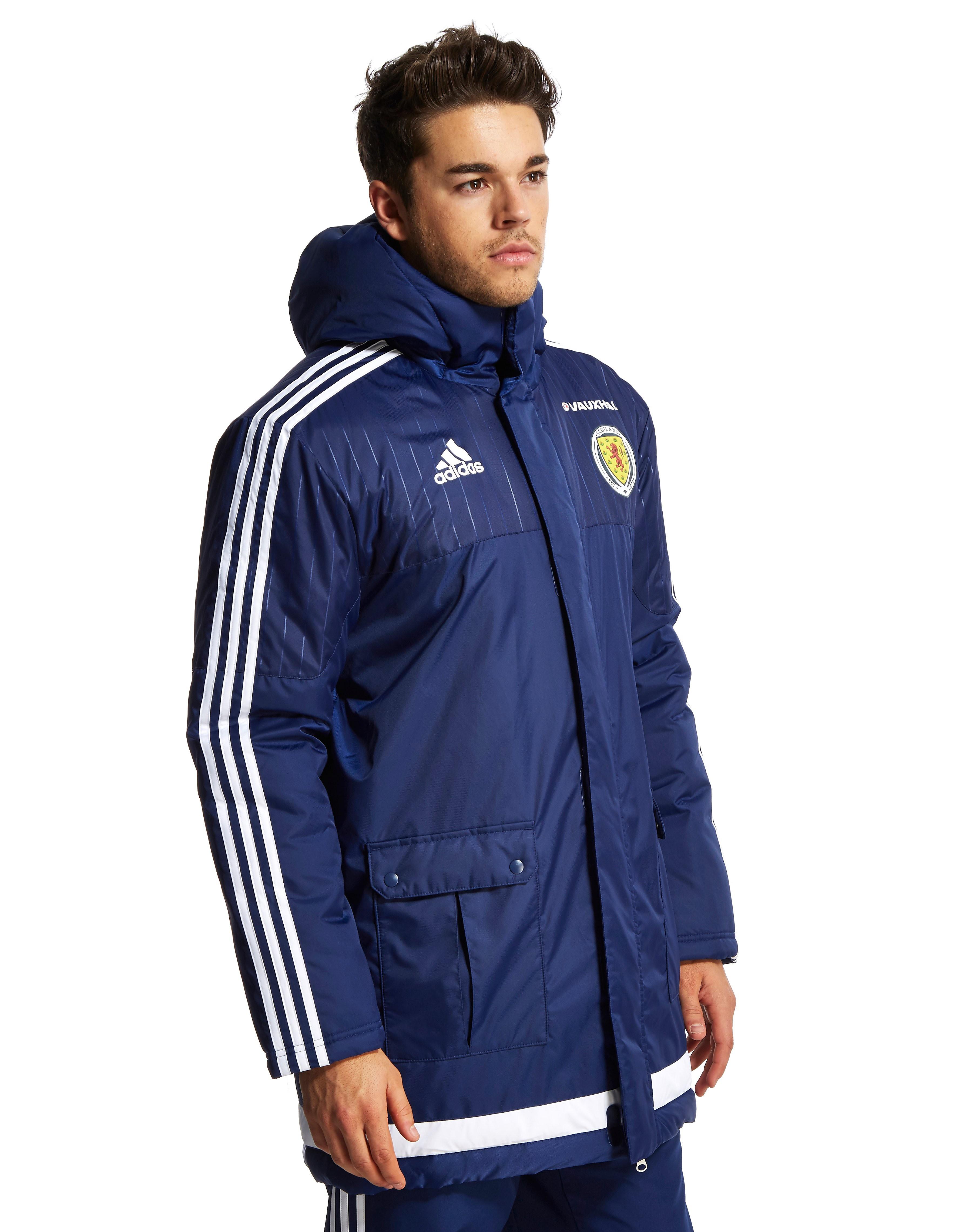 adidas Scotland FA 2015/16 Stadium Jacket