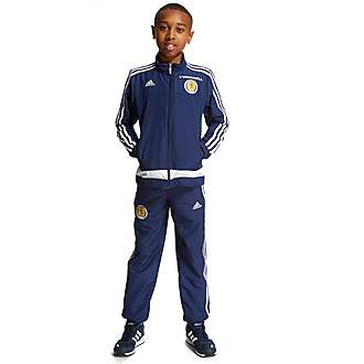 adidas Scotland FA 2015/16 Presentation Suit Junior