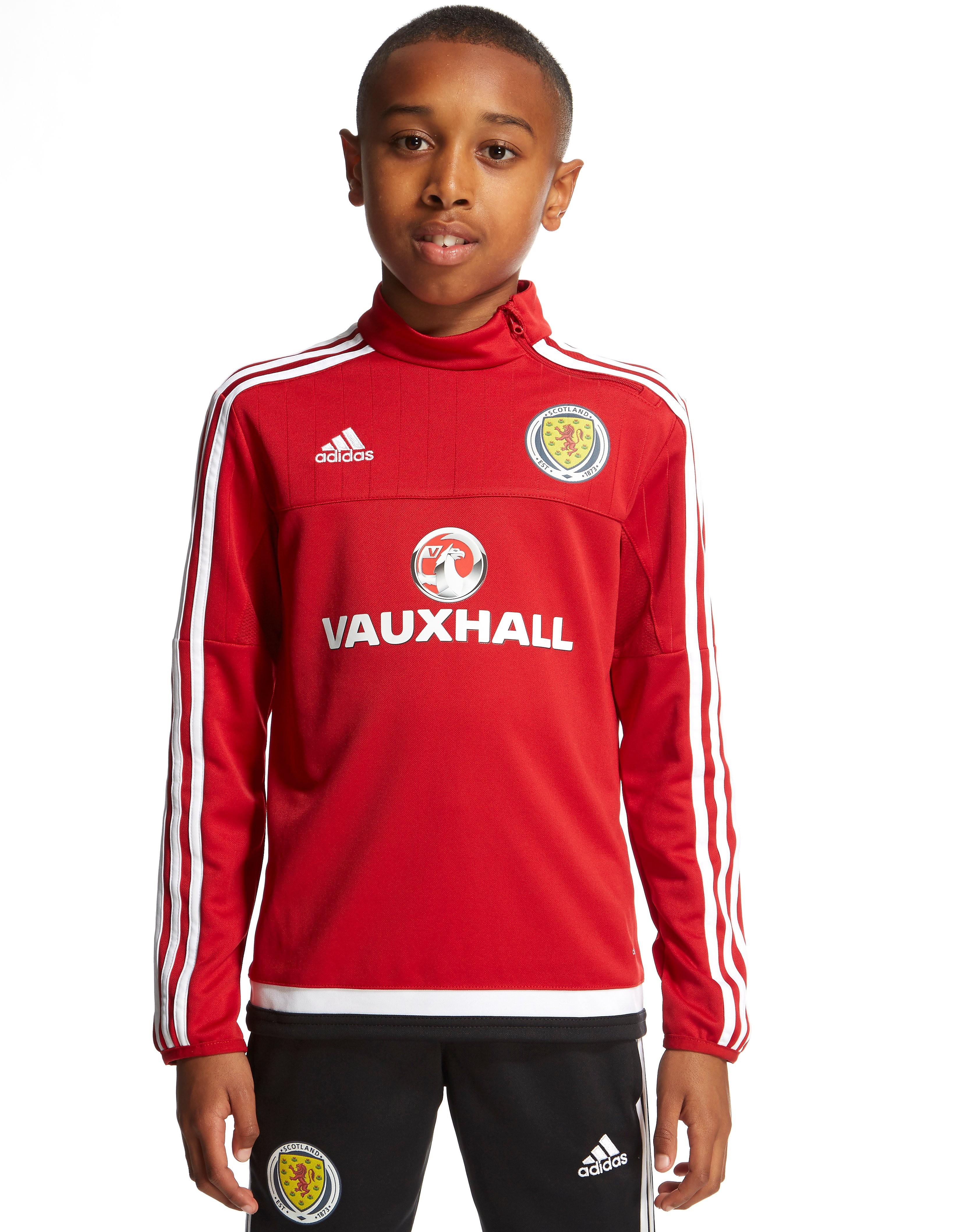 adidas Scotland FA 2015/16 Trainingsoberteil für Kinder