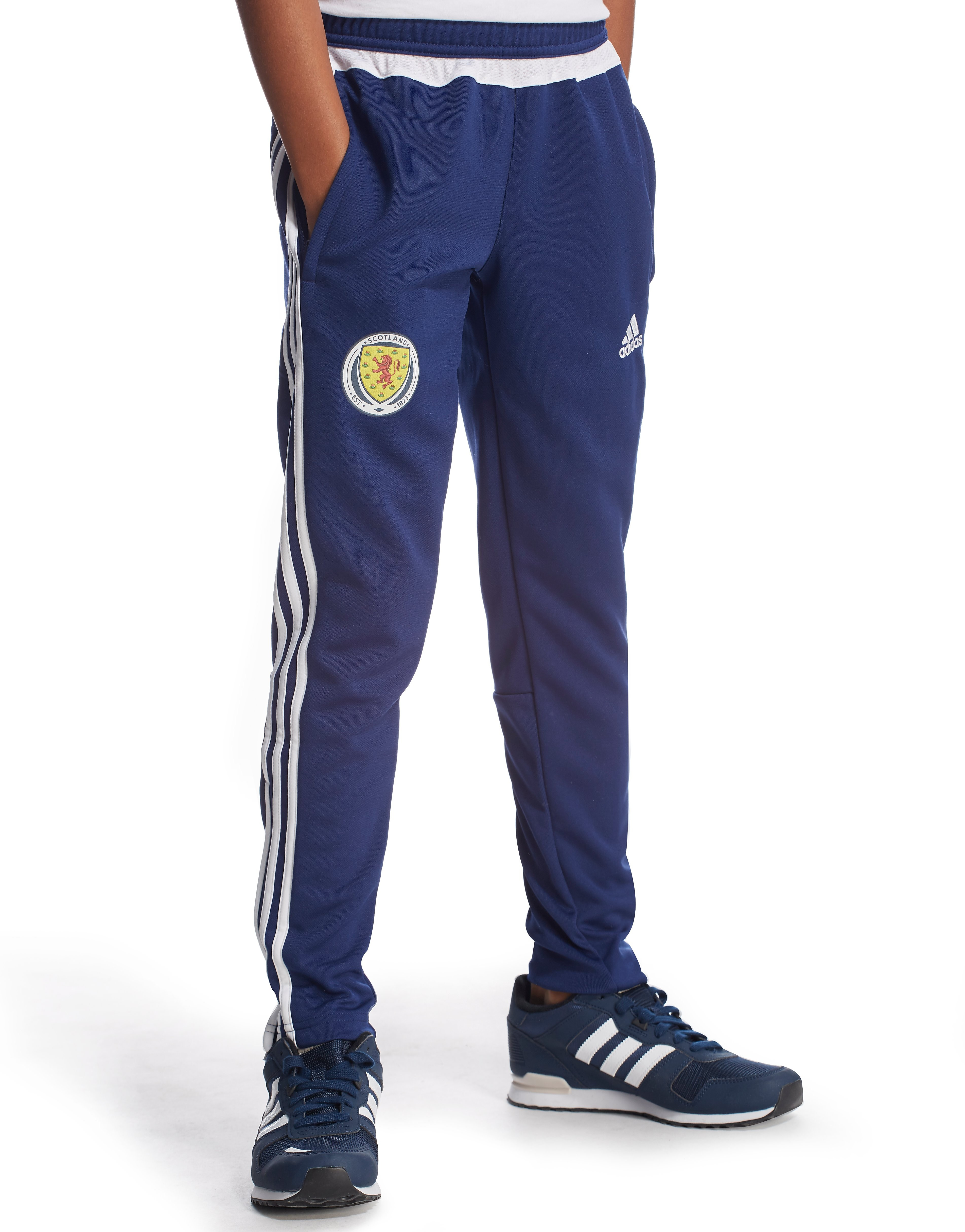 adidas Scotland FA 2015/16 Training Pants Junior