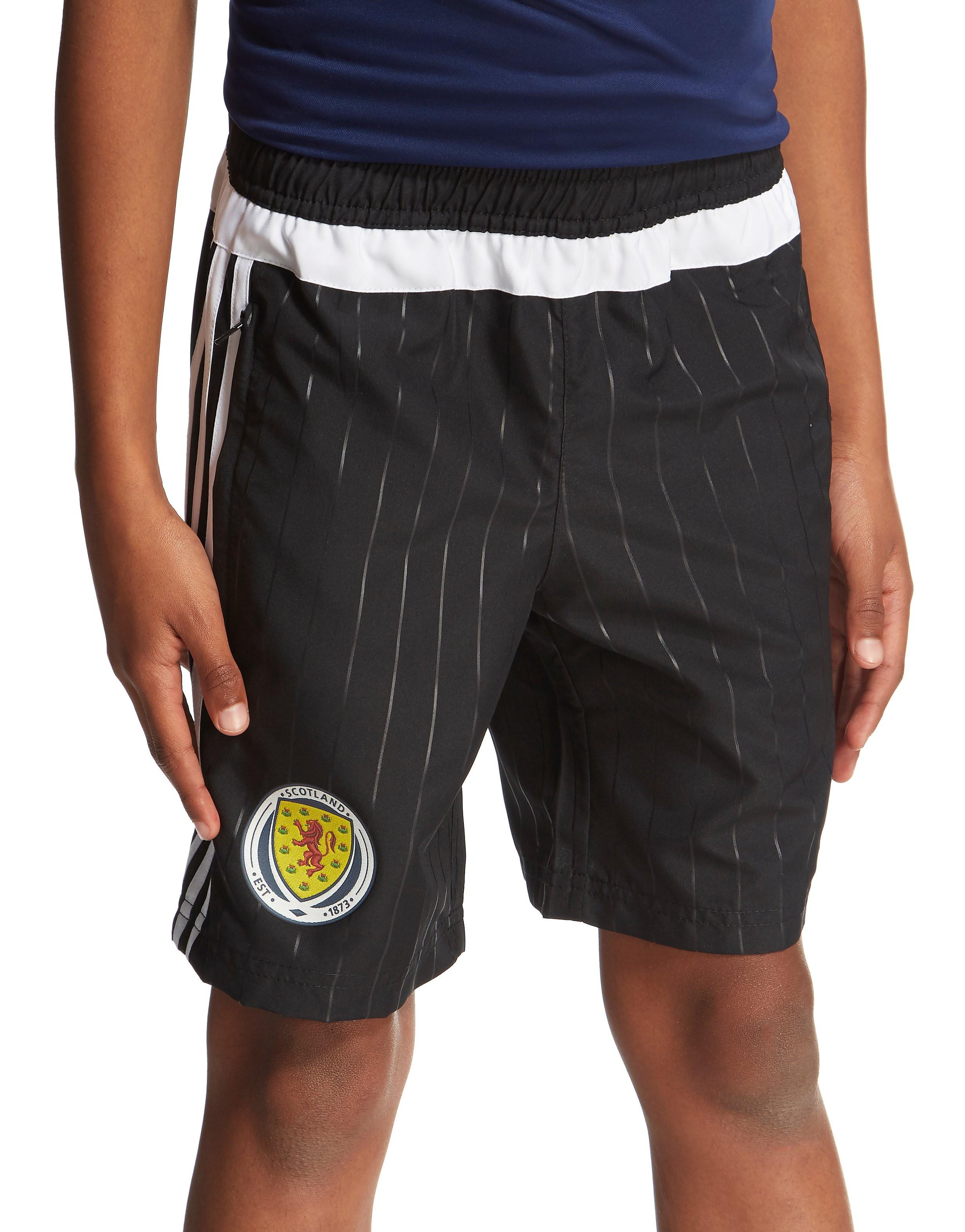 adidas Pantalones cortos de lana de Escocia FA 2015/16 para niños