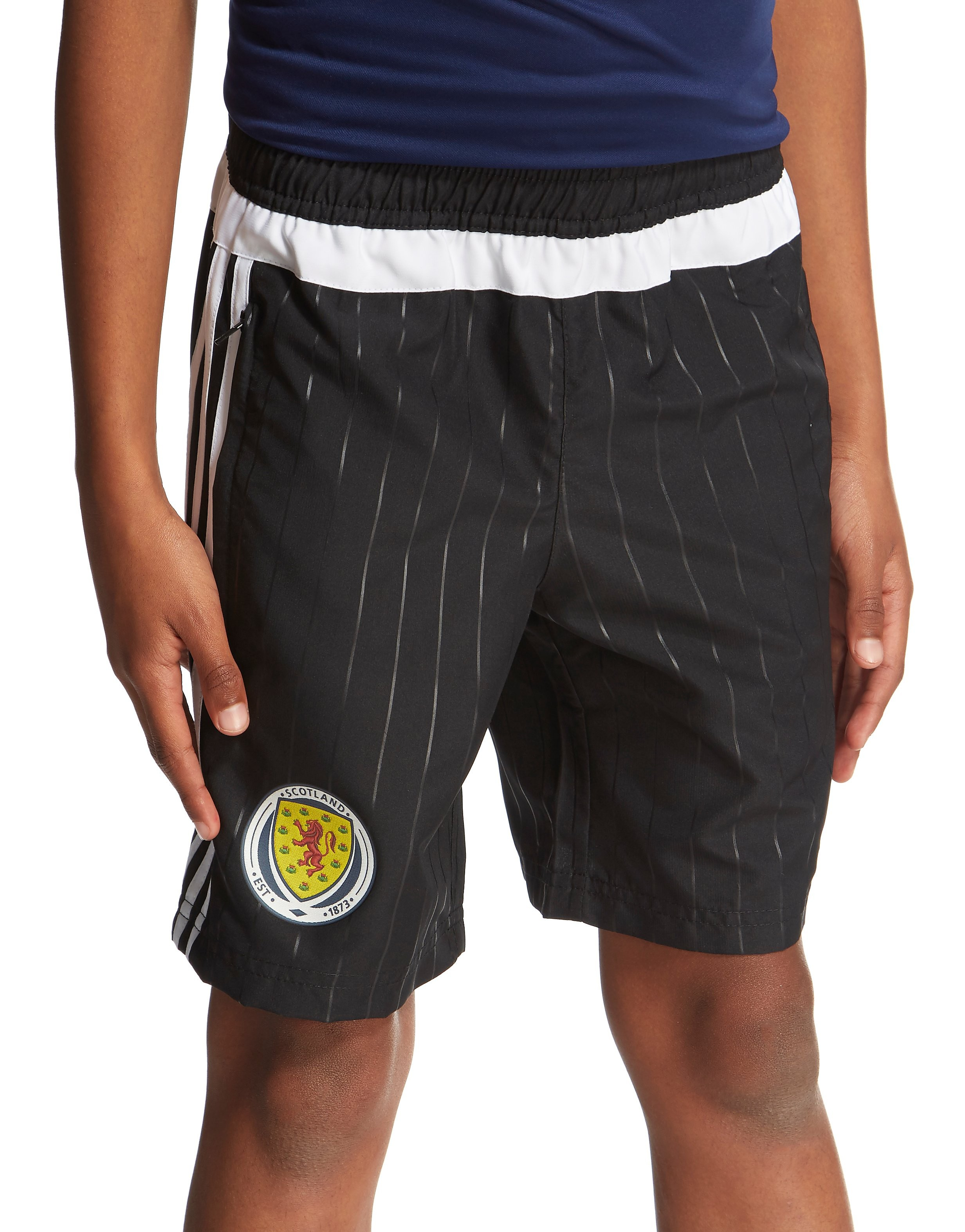 adidas Scotland FA 2015/16 Woven Shorts für Kinder