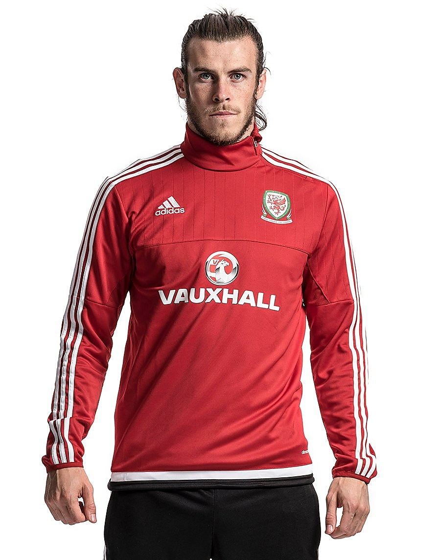 adidas Wales Training Top