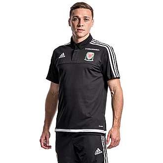 adidas Wales Climalite Polo Shirt