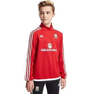 adidas Wales Training Top Junior