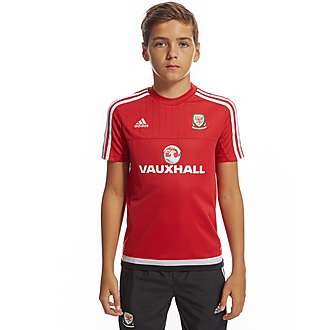 adidas Wales Training Shirt Junior