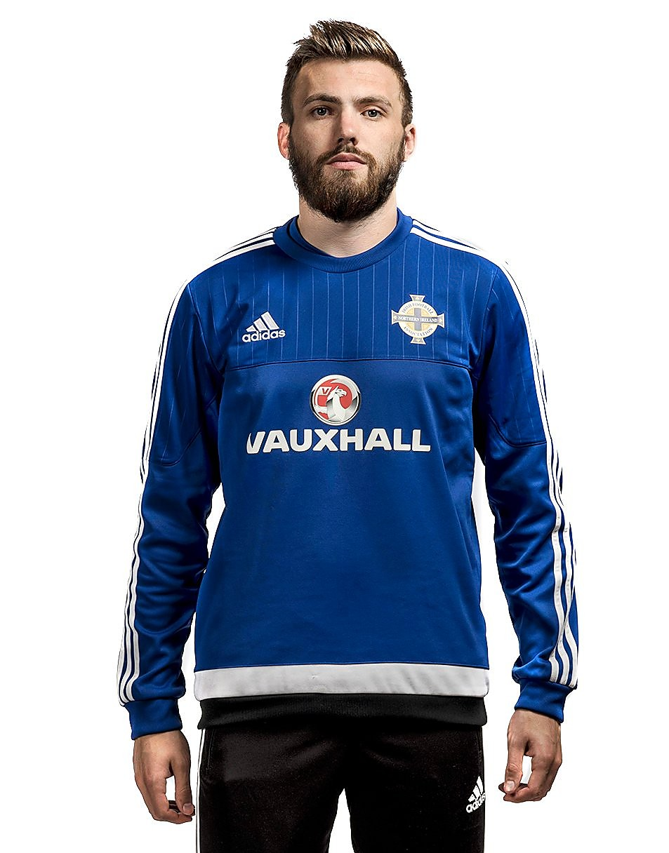 adidas Northern Ireland Sweatshirt