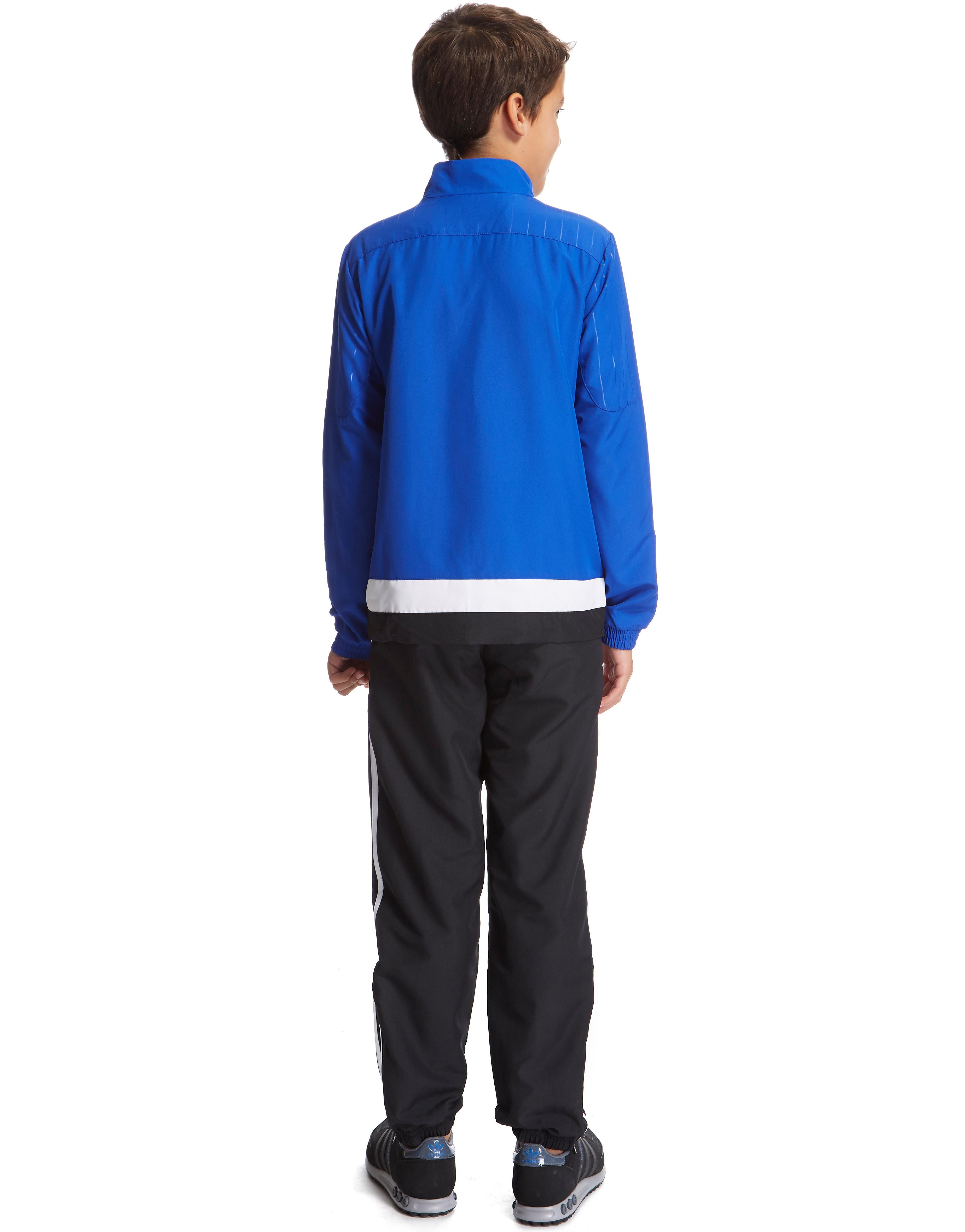 adidas Northern Ireland Presentation Suit Junior