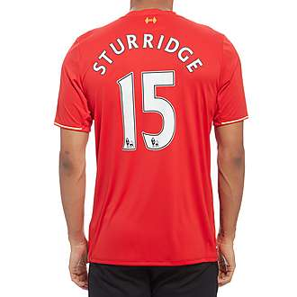 New Balance Liverpool 2015 Sturridge Home Shirt