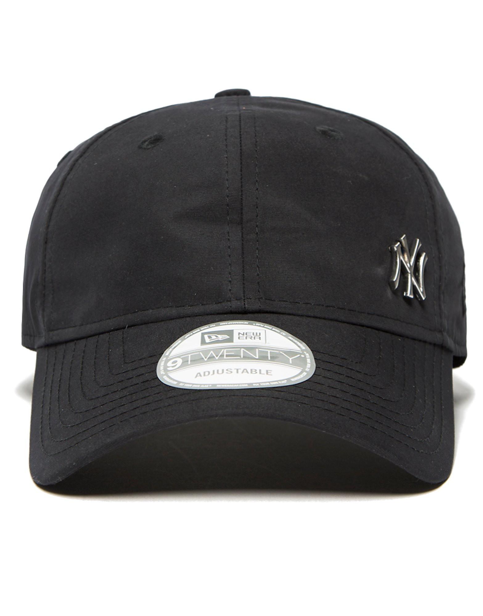 New Era 9Twenty New York Yankees Flawless Strapback Cap