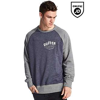Duffer of St George Valley East Crew Sweatshirt