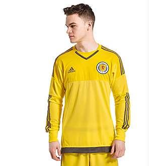 adidas Scotland 2016 Home GK Shirt