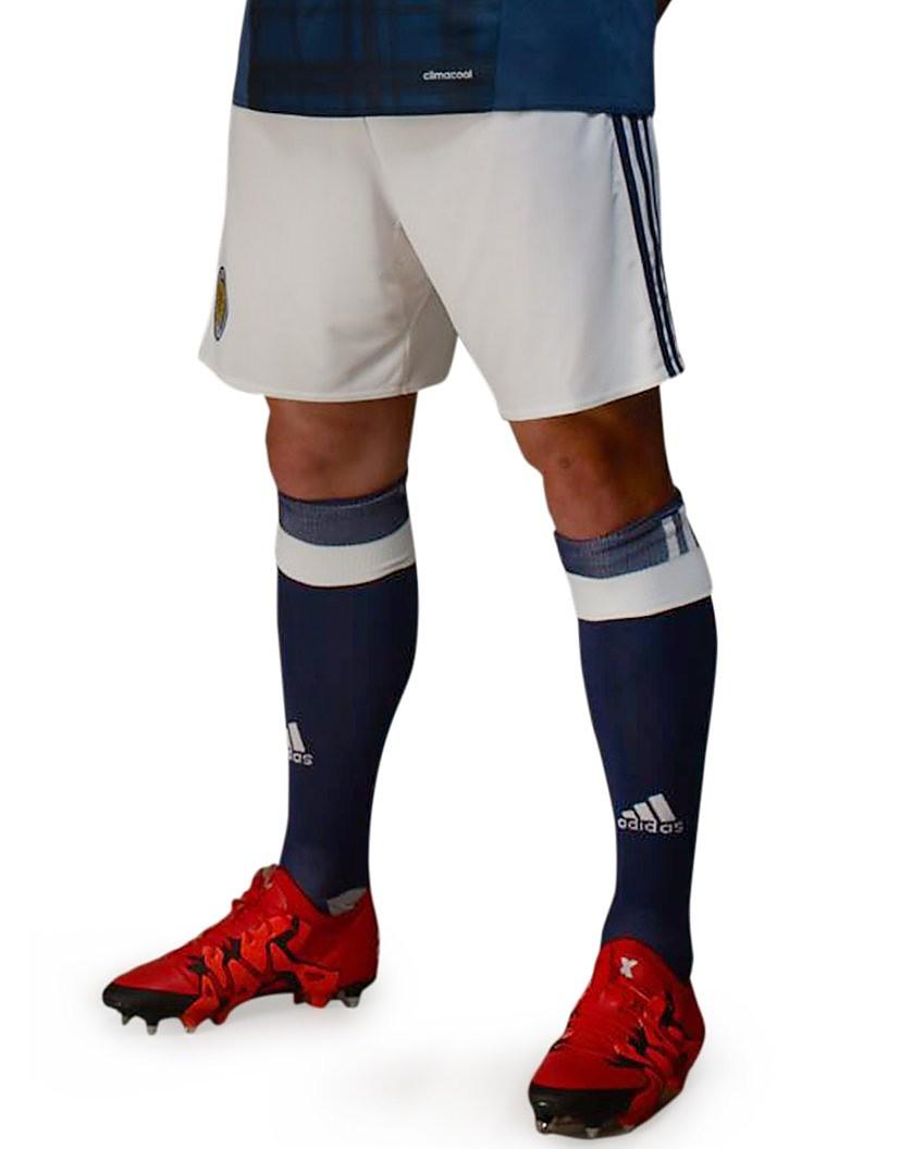 adidas Scotland 2016 Home Shorts
