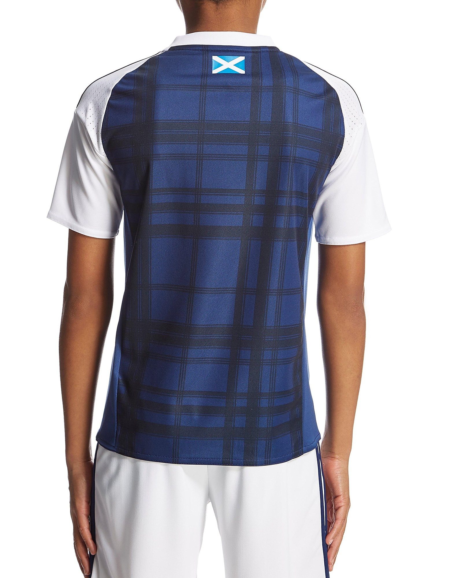 adidas Scotland 2016 Home Shirt Junior