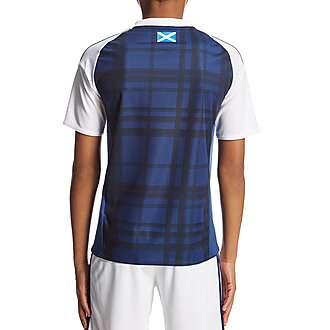 adidas Scotland 2016 Home Shirt Junior