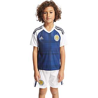 adidas Scotland 2016 Home Kit Children