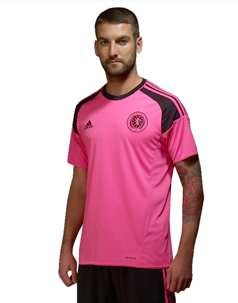 adidas Scotland 2016 Away Shirt