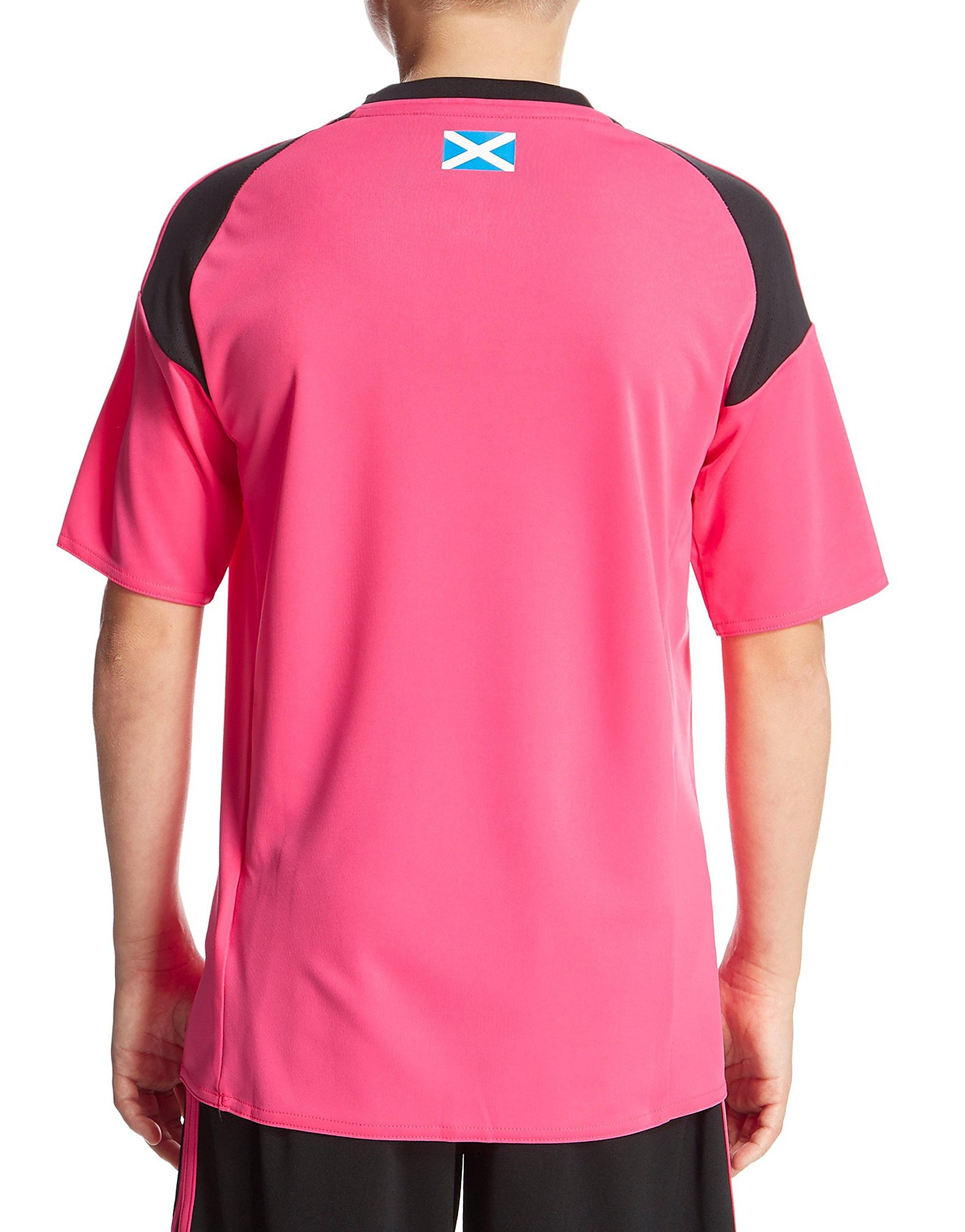 adidas Scotland 2016 Away Shirt Junior