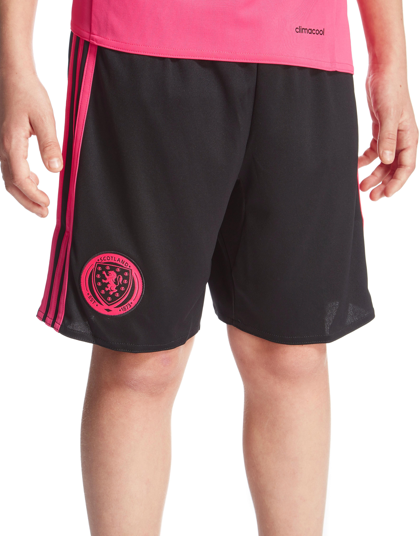adidas Scotland 2016 Away Shorts Junior