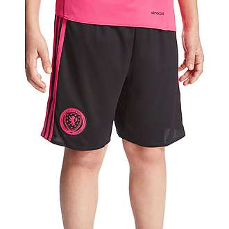 adidas Scotland 2016 Away Shorts Junior