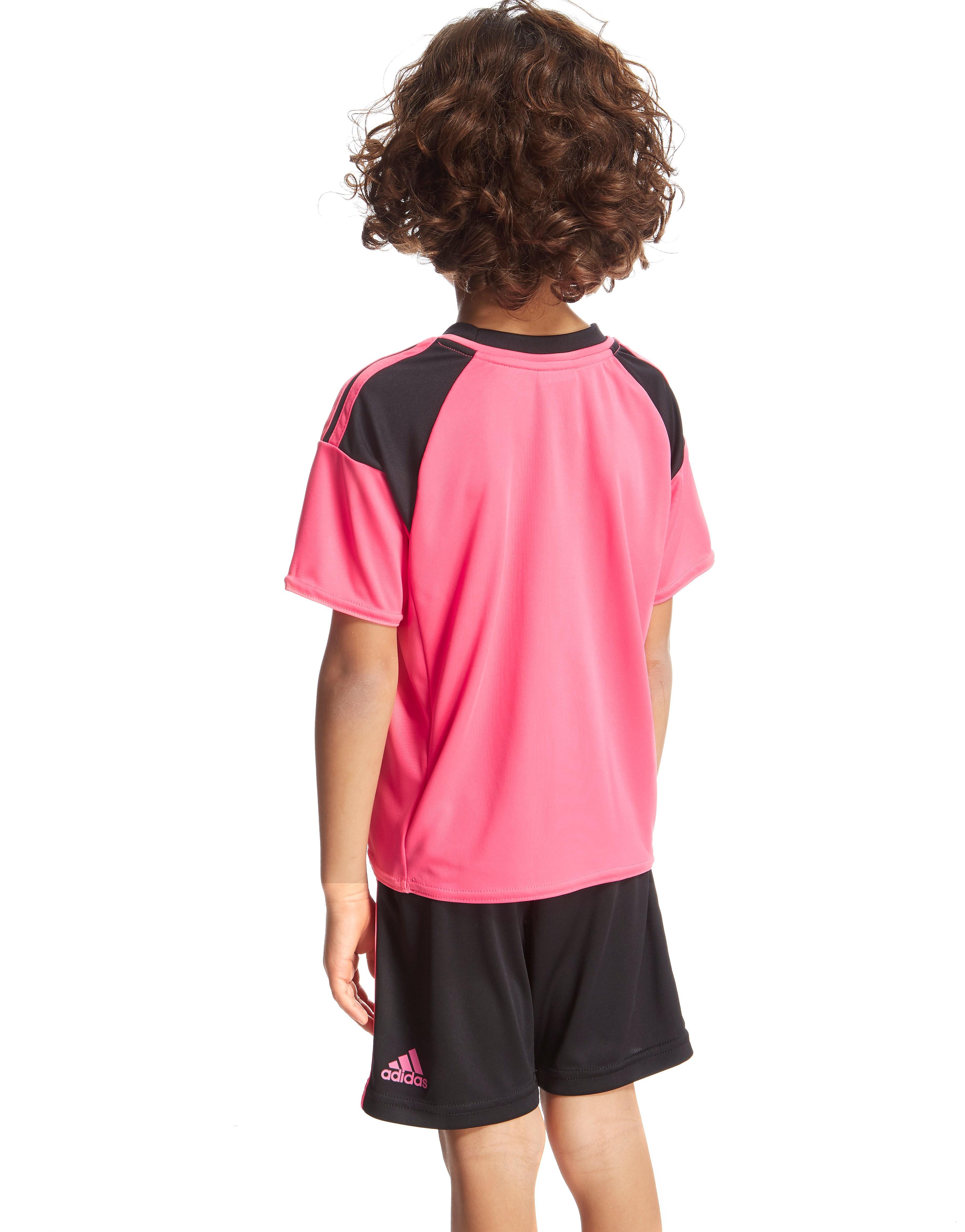 adidas Scotland 2016 Away Kit Children