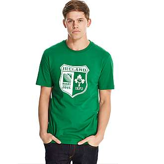 Canterbury Rugby World Cup 2015 Ireland Shield T-Shirt