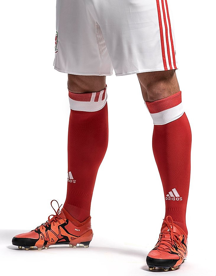 adidas FA Wales Home 2016 Socks