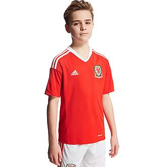 adidas FA Wales Home 2016 Shirt Junior