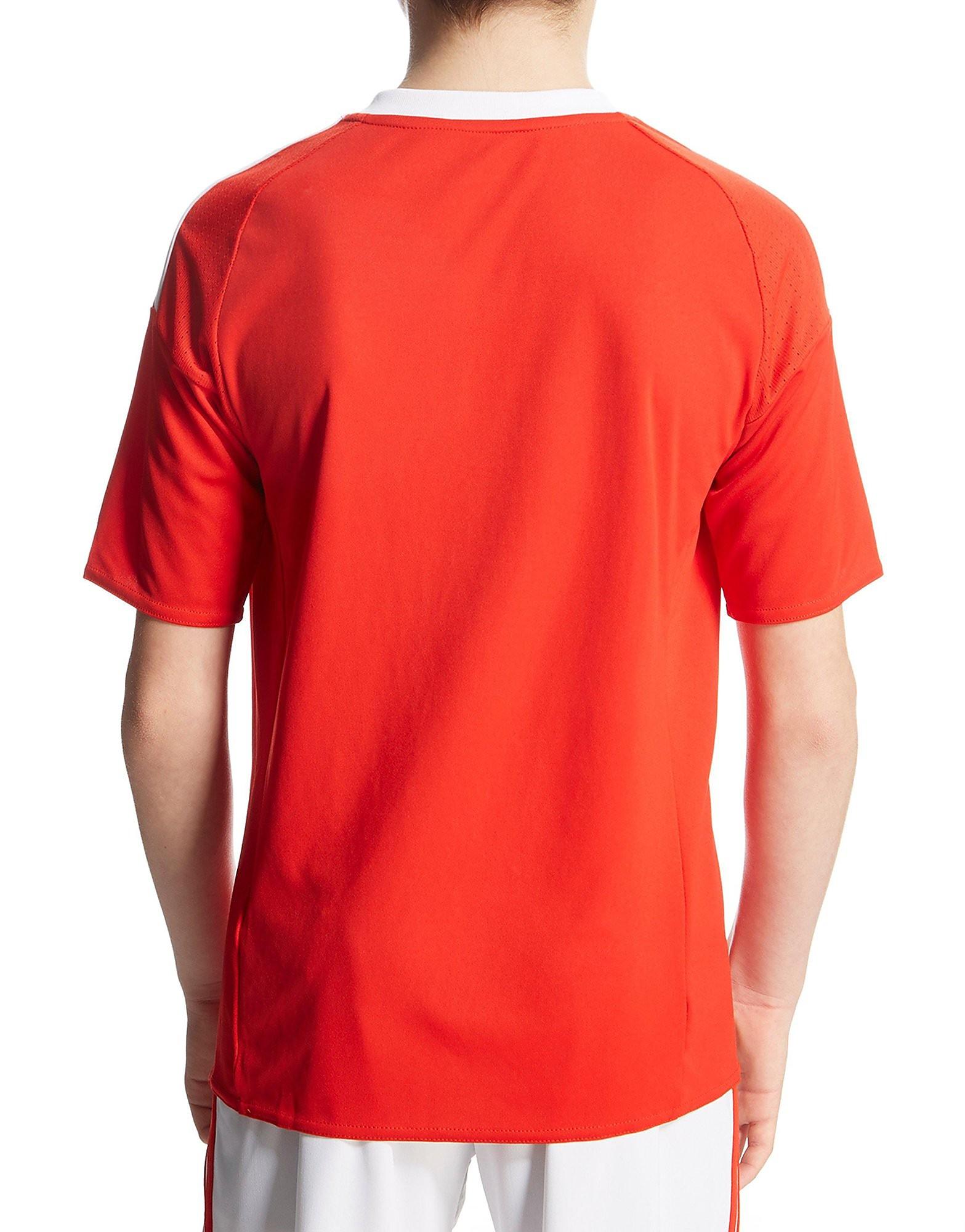 adidas FA Wales Home 2016 Shirt Junior
