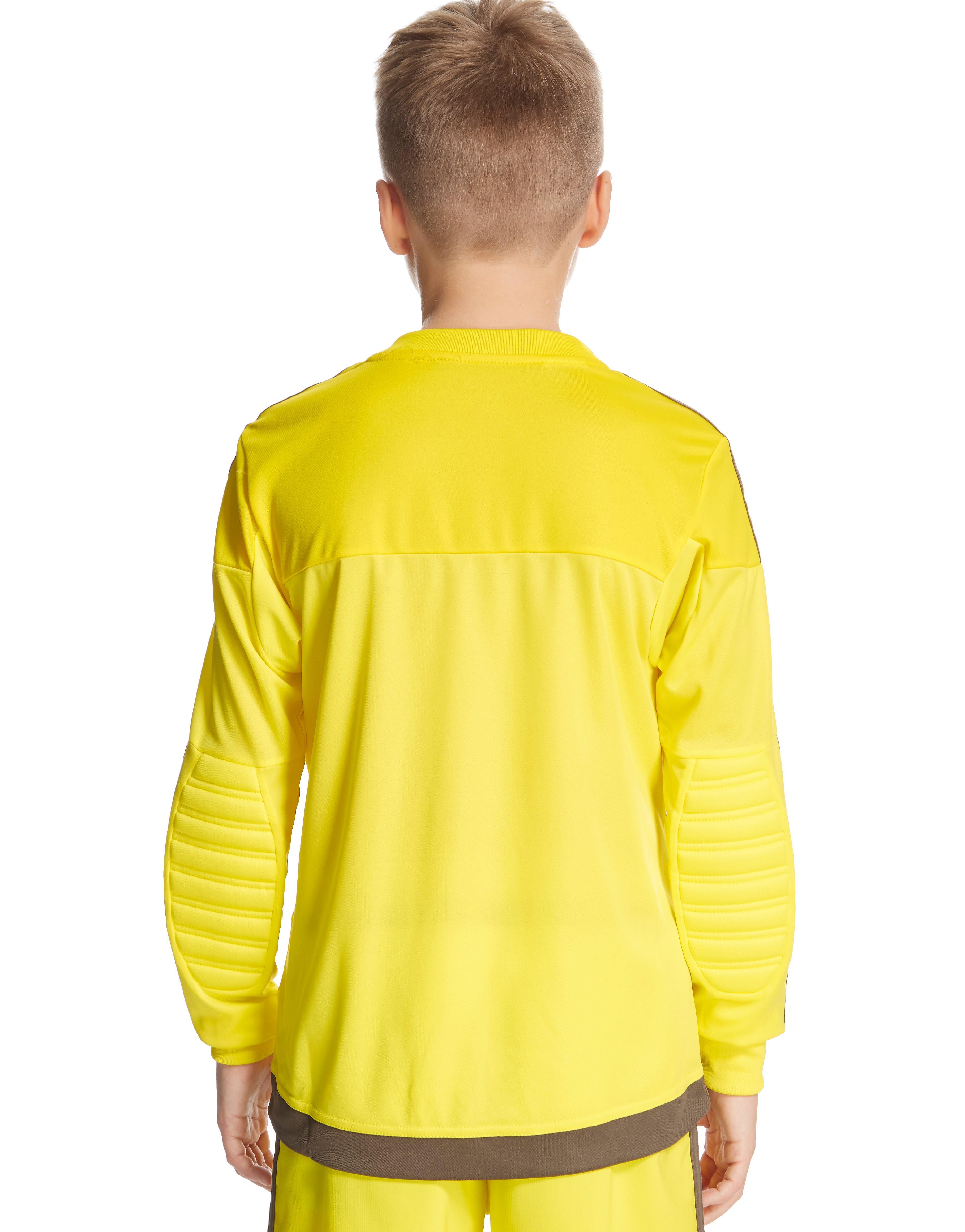 adidas FA Wales Home 2016 Goalkeeper Shirt Junior