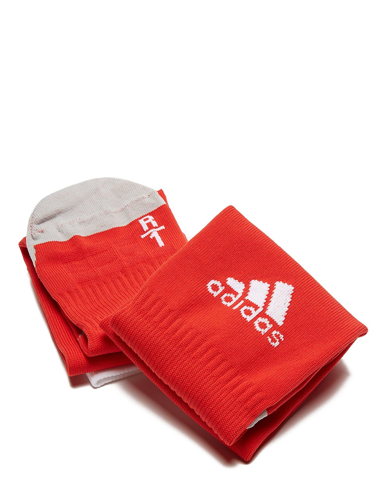 adidas Chaussettes juniors FA Pays de Galles domicile2016