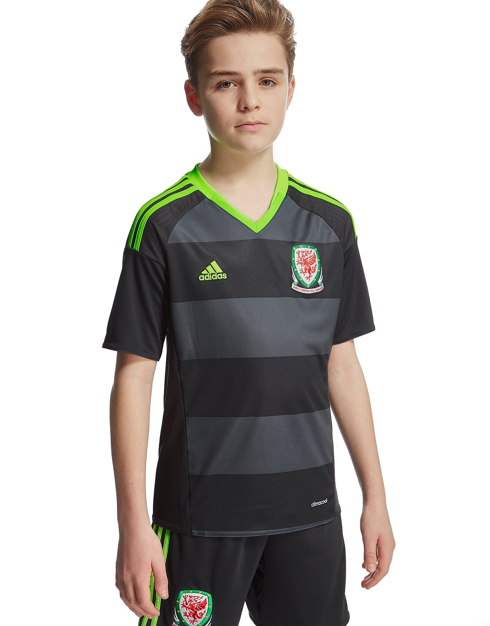 adidas FA Wales Away 2016 Shirt Junior