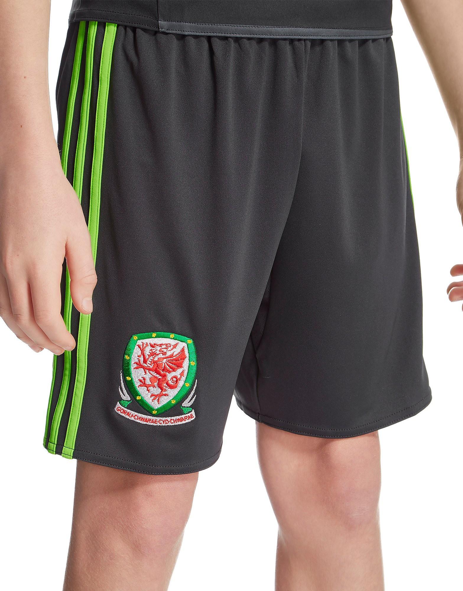 adidas FA Wales Away 2016 Shorts Junior