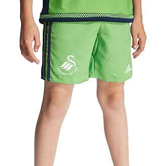 adidas Swansea City AFC 2015 Junior Away Shorts