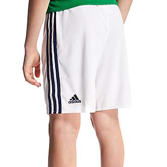 adidas Northern Ireland 2016 Home Shorts Junior