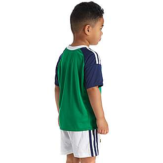 adidas Northern Ireland 2016 Home Kit Children